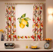 resultado de imagen para imagenes de diseos de cortinas para cocina