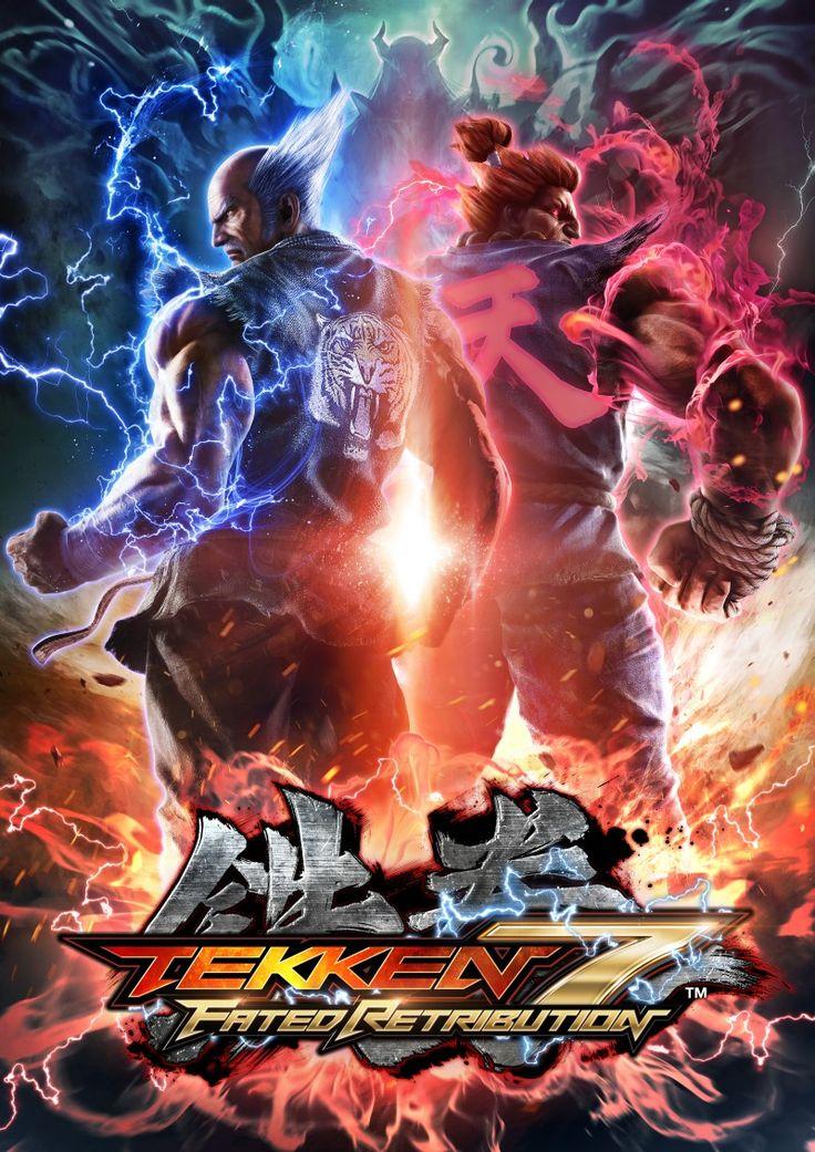 Tekken 7: Fated Revolution, Akuma/Gouki guest character - NeoGAF