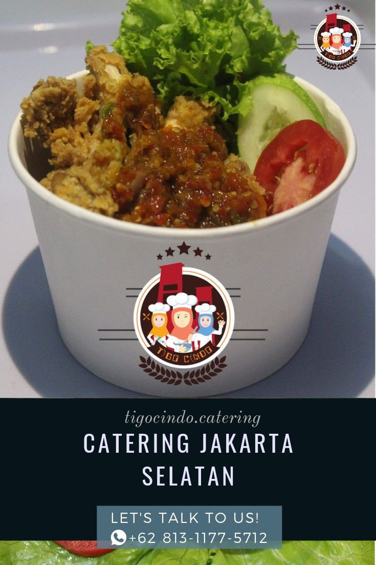 Catering Jakarta Selatan Catering Food Rice Box Food To Go