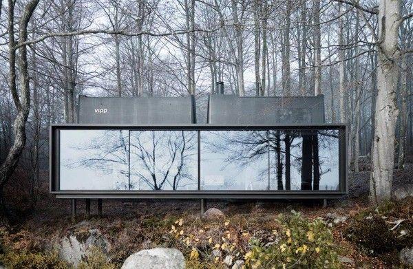The Vipp Shelter, a step beyond prefab - emmas designblogg