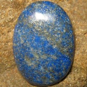 Lapis Lazuli Alur Oval 24.50 carat