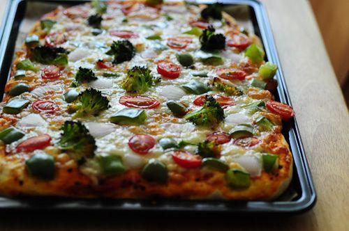 Quick & Easy Pizza Crust Recipe (30-Min Pizza Dough)