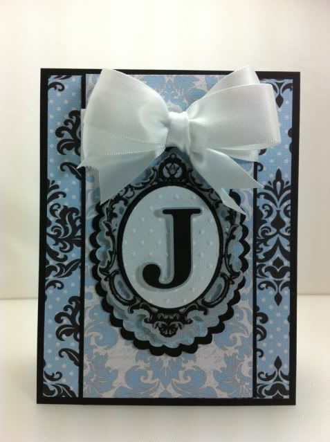 Obsessed with Scrapbooking: Teresa Collins Baby Boutique