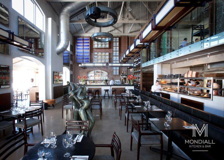 Mondiall Kitchen & Bar, V&A Waterfront