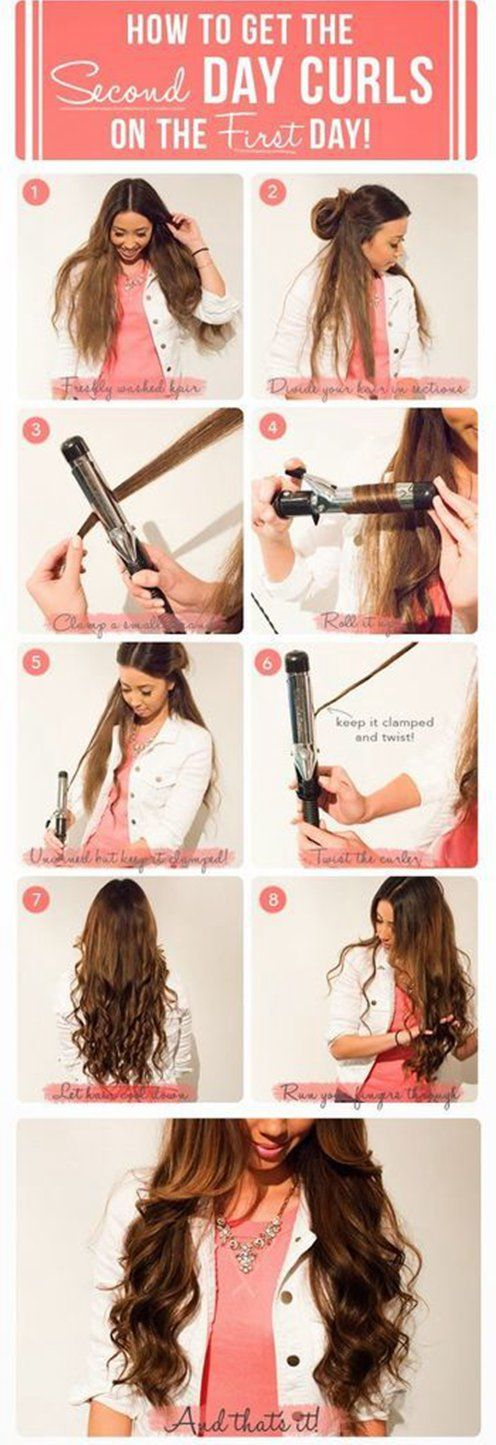 long hair styles hair tutorial