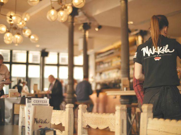Makkila Madrid bar