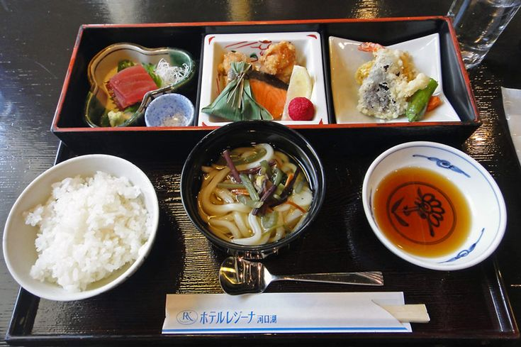 Japanese Bento Box - delicious and healthy lunch