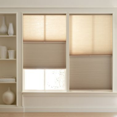 room darkening shades with privacy shade @ JCP