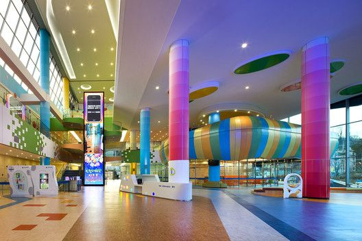 Incheon Children Science Museum,© Park Young-chae