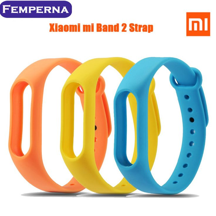 In Stock ! Replace Strap for Xiaomi Mi Band 2 Silicone Wristbands for Original Miband 2 OLED Display Wristbands mi band 2 strap