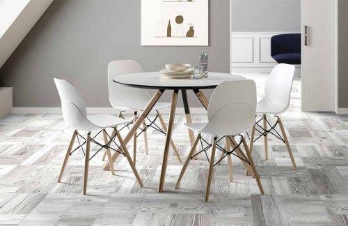265 best mesas comedor salon images on pinterest for Comedor estilo nordico