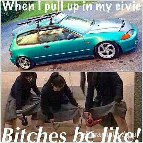 1000+ ideas about Honda Meme on Pinterest | Honda vtec, Cheap rims and Angry car
