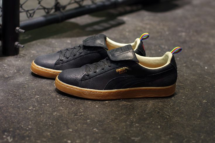 Puma Suede Cycle x Mita Sneakers