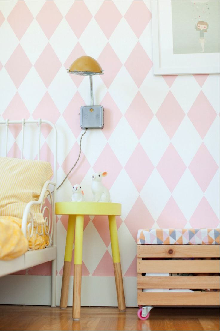 """My little """"big"""" girls' bedroom 