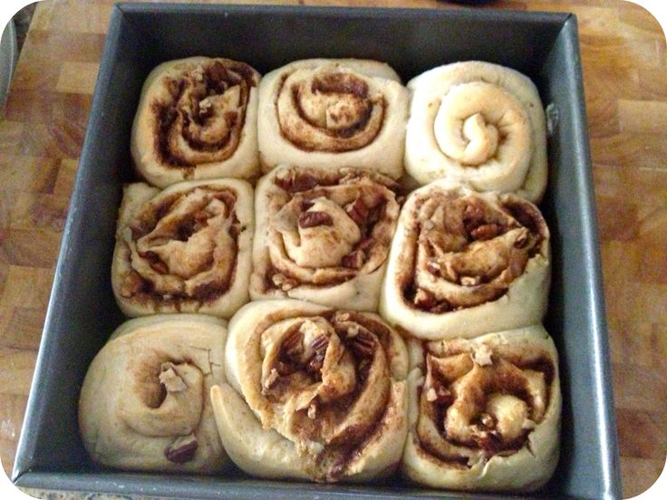 Sourdough Cinnamon Roll Recipe