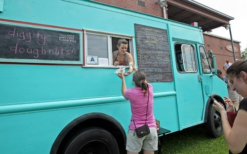 Mashed Roots Food Truck