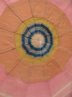Louise Bourgeois: The fabric works.