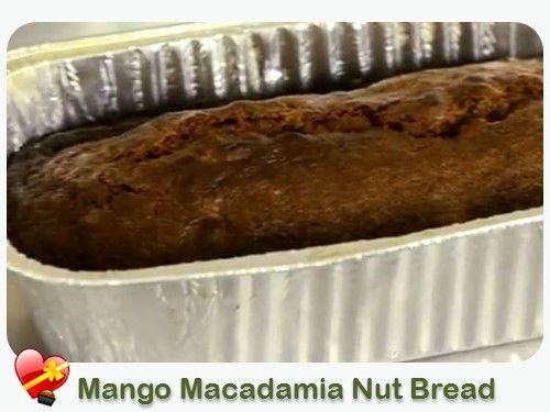 Mango Bread - ILoveHawaiianFoodRecipes