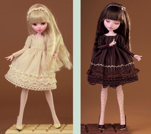Custom Monster High Dolls #doll #monsterhigh