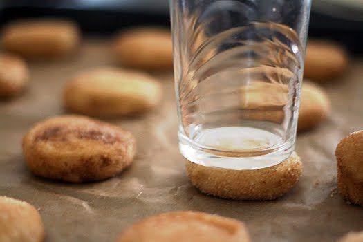 BARBARA LOYOYA'S RECEPTEN: Snickerdoodles koekjes