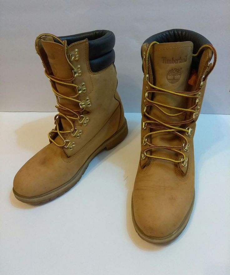 Timberland Premium Limited Ed. Forty 40 Below Wheat Nubuck Suede Super Boots 9.5 | Clothing, Shoes & Accessories, Men's Shoes, Boots | eBay!