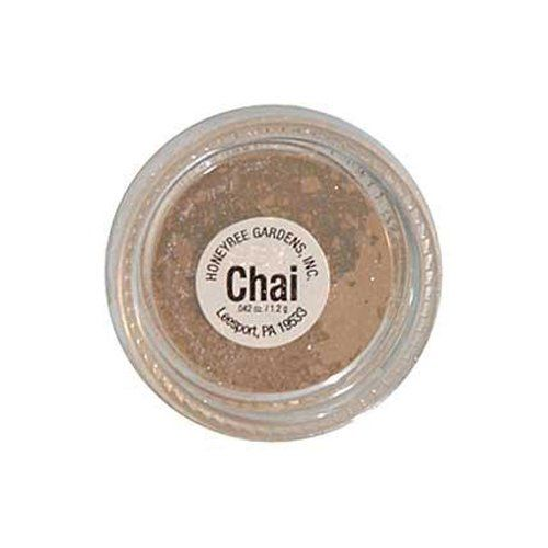 Honeybee Gardens PowderColors Stackable Mineral Color Chai -- 2 g