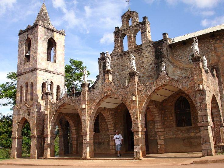 Catedral Santa Elena de Uairén,Venezuela.