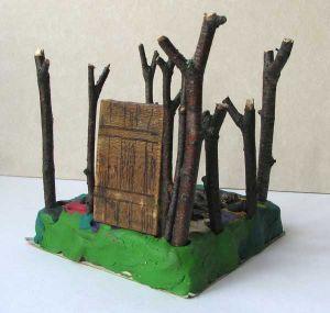 Вироби з гілок дерев