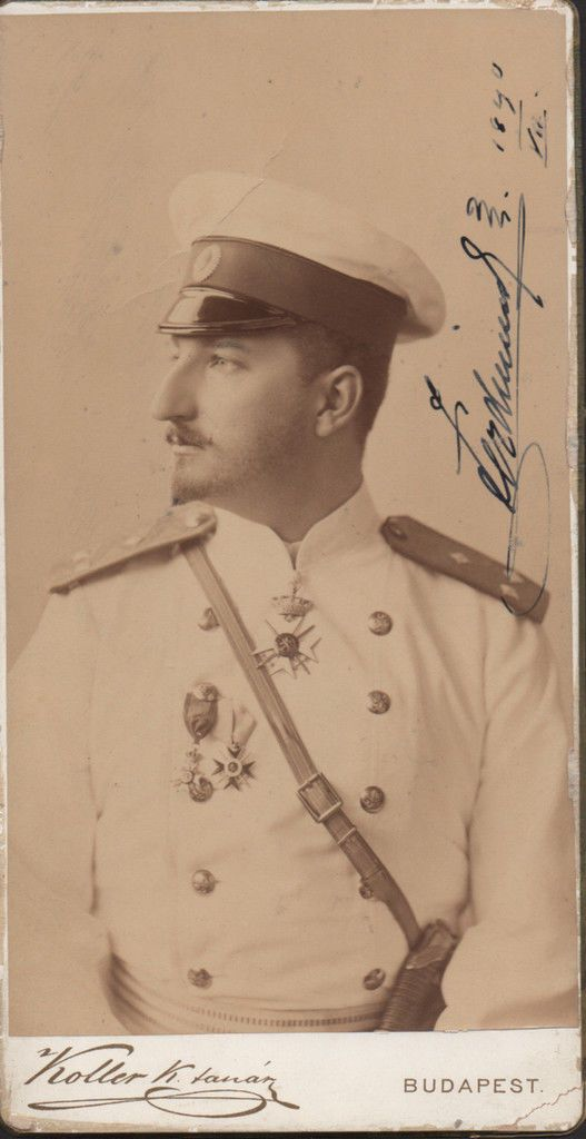 1890. Ferdinand Maximiliaan Karel Leopold Marie van Saksen-Coburg-Gotha-Kohary,geboren Wenen 26.02.1861  overleden Coburg 10.09.1948, prins van Saksen-Coburg, hertog van Saksen, vanaf  1887 Vorst en van 1908-1918 tsaar (koning) van Bulgarije.
