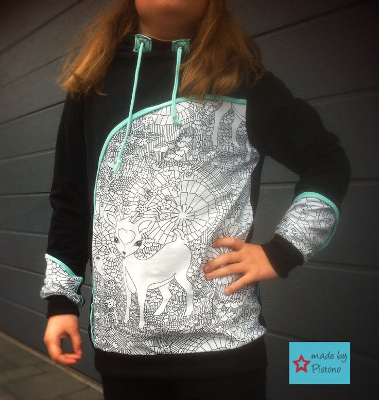 Crafts From Old Hoody