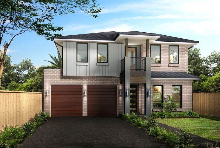 3D external render for design & colour selection purposes - Rouse Hill NSW