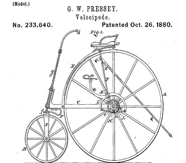 9 best wall prints images on pinterest vintage bicycles vintage vintage bicycle blueprint google search malvernweather Images