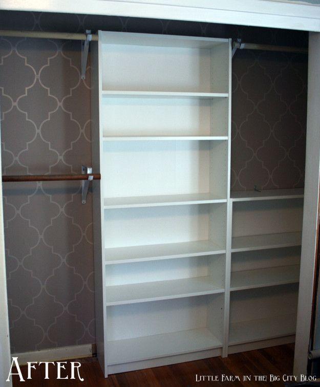 Best 25+ Ikea closet system ideas on Pinterest Ikea closet - begehbarer kleiderschrank modular system