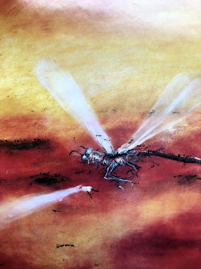 Born In Broken Hill Nsw Australian Artist Pro Hart Boasts Brilliant Pieces Depicting The Great Australian Landscape And Surrou Australian Artists Art Fine Art