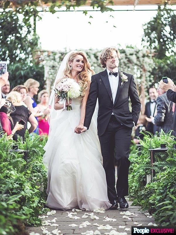 Tanith Belbin and Charlie White Are Married!