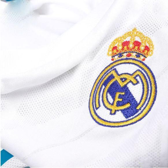 Los detalles de la Nueva Camiseta Real Madrid 1 equipacion 2018