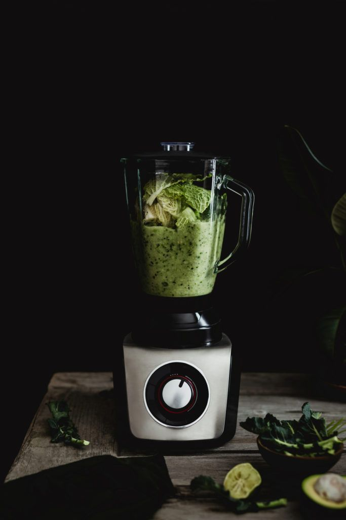 Beauty Detox: The Glowing Green Smoothie