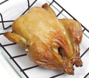 Poultry cooking times