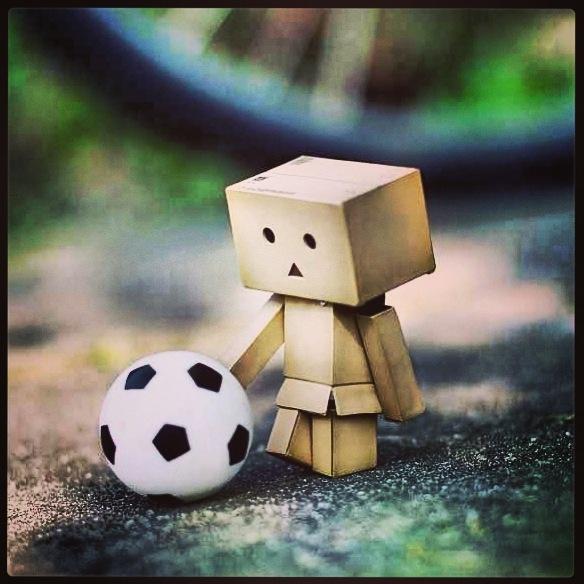 Robot soccer!!