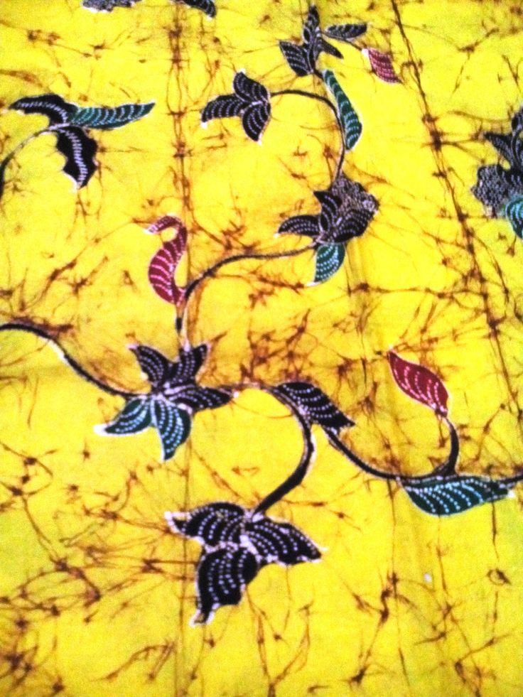 motif pecah batu #Batik #Fabric