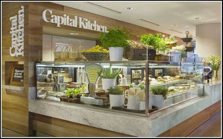 Display Concept Capital Kitchen Restaurant Food Display Pinterest Restaurant Design And