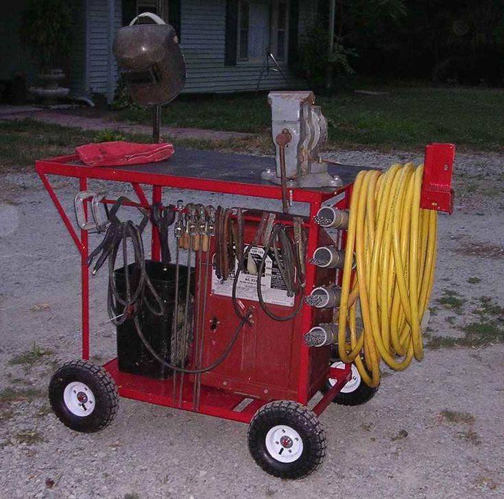 1000 Ideas About Metal Cart On Pinterest: Best 25+ Welding Cart Plans Ideas On Pinterest