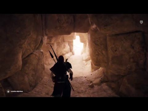 Checking Out Khufu's Pyramid in Assassin's Creed
