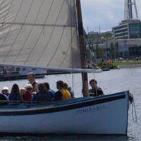 free sailboat rides seattle