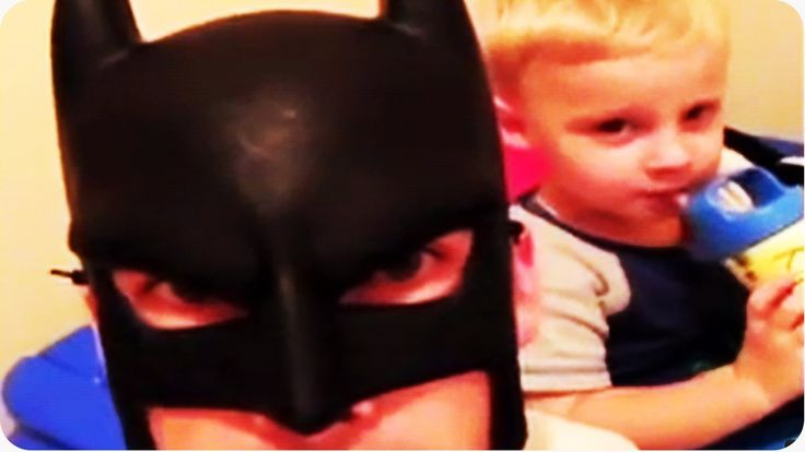 BatDad Strikes Again, A Second Compilation of Vine Videos by a Father in a Batman Mask