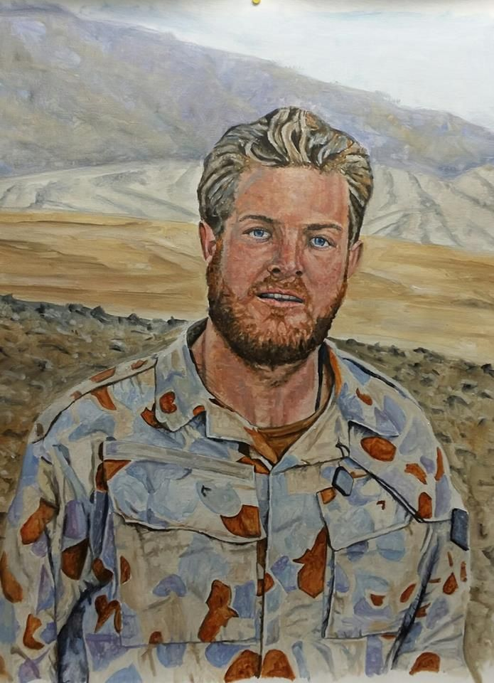 Luke Worsley, 26, a private in the 4th Battalion, Royal Australian Regiment (Commando), serving with Special Operations Task Group. He was shot and killed by small arms fire on 23 November 2007 during an attempt to take a heavily defended Taliban position