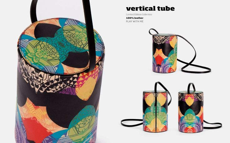 """""""Colour is the pulse of the painting"""" - Michele Cooper #LimitedEditionBags #DesignerLeatherBag"""