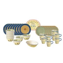 Service for 8 w/Vegetable Bowl & Platter