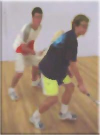 Beginners guide to Squash