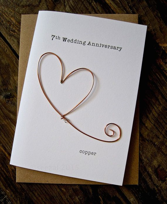 7th Wedding Anniversary Gift: 25+ Best Ideas About 7th Wedding Anniversary On Pinterest